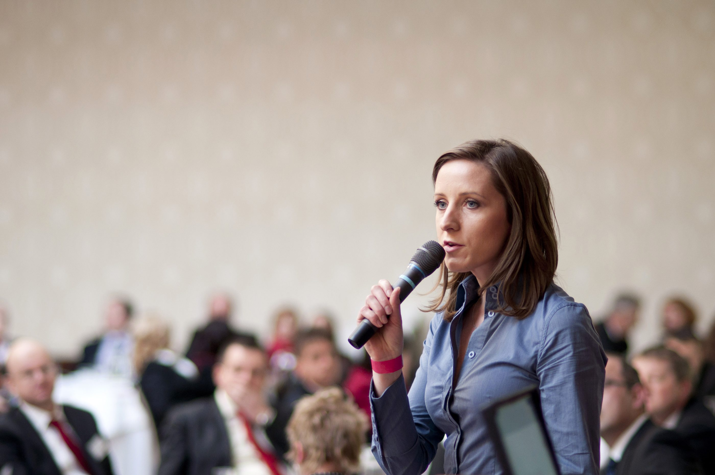 3 Traits You'll Always Find In Top Women's Keynote Speakers