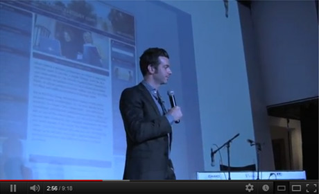 Evan bailyn keynote speech video