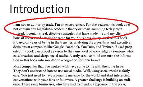 Page from Outsmarting Social Media